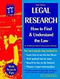 Legal Research, Stephen Elias, 0873374681