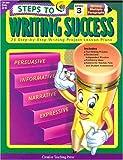 Steps to Writing Success, June Hetzel, 1574718231