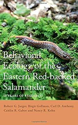 Behavioral Ecology of the Eastern Red-backed Salamander: 50 Years of Research