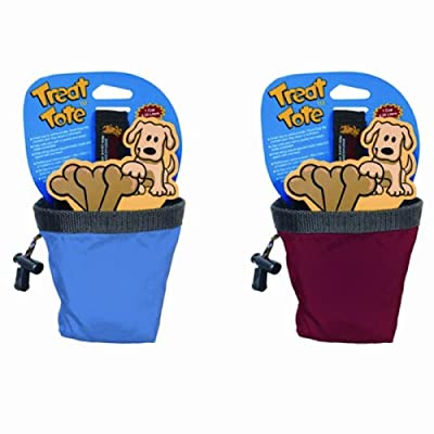 Canine Hardware Treat Tote, Assorted Colors from Canine Hardware