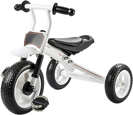 Axdwfd Infantiles Bicicletas Triciclo para niños con Pedal para ...