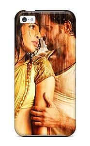 Snap-on Hrithik Roshan Priyanka Chopra Case Cover Skin Compatible With Iphone 5c 2645464K17873110