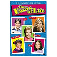 The Facts of Life - The Complete Third Season (1979)