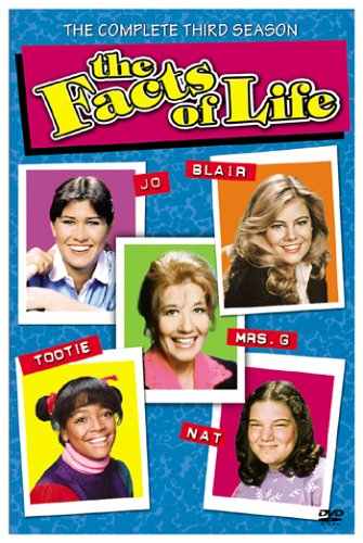 The Facts of Life - The Complete Third Season ()