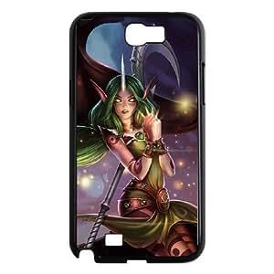 samsung n2 7100 phone case Black Soraka league of legends LGF5526385