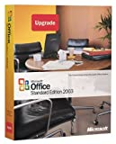 Office Standard Edition 2003 Upgrade (Excel, Word, Outlook, PowerPoint)