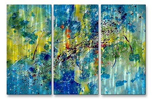 Ruth Palmer Caribbean Adventure Contemporary Metal Wall Art