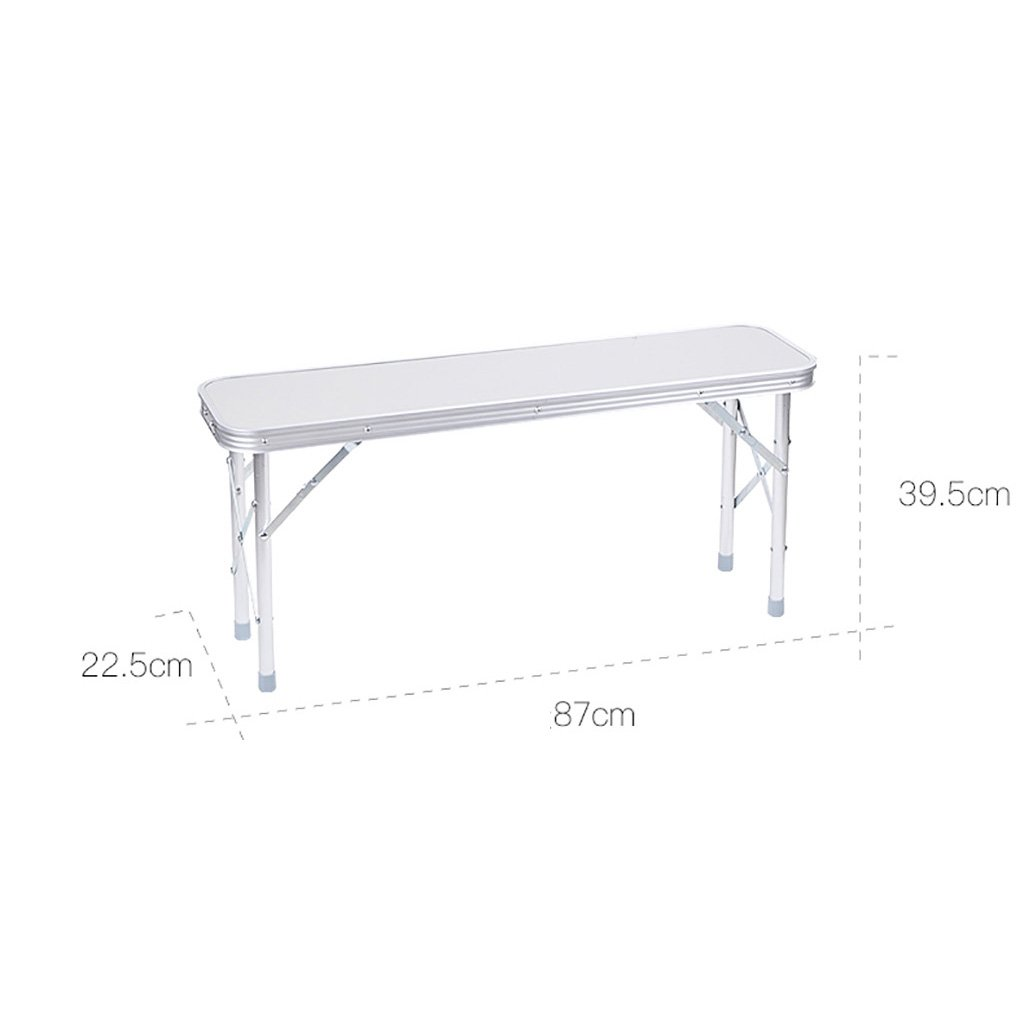Suitcase table and chair set simple folding outdoor table and chair convenient to carry by Folding table Q (Image #3)