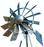 Outdoor Water Solutions OMS0018 Ornamental Windmill Head