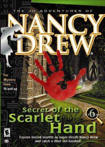 Nancy Drew: Secret Of The Scarlet Hand (Jewel Case) - PC ()