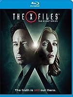 X-Files Event Series (Bilingual) [Blu-ray]