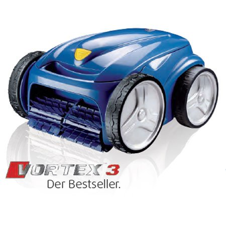 Zodiac-Vortex-3-Poolroboter-mit-Active-Motion-Sensor-und-Caddy