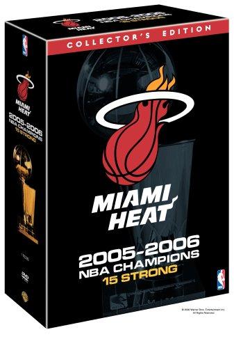 (Miami Heat: 2005-2006 NBA Champions - 15 Strong)