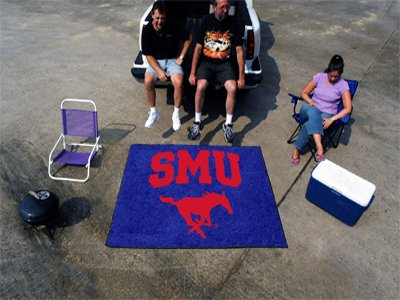 FANMATS 4581 Southern Methodist University Tailgater Rug