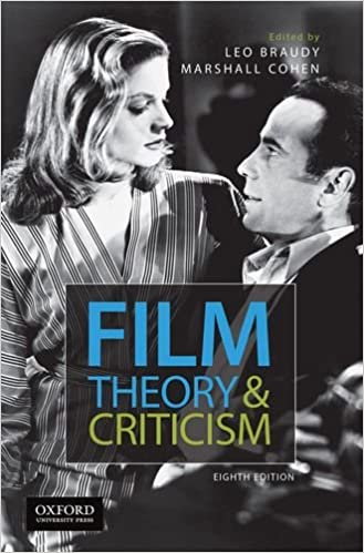 Film Theory And Criticism Introductory Readings Braudy Leo Cohen Marshall 9780199376896 Amazon Com Books