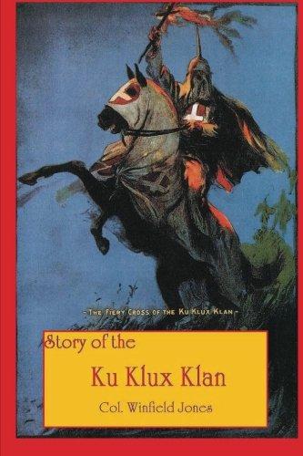 Download Story of the Ku Klux Klan pdf