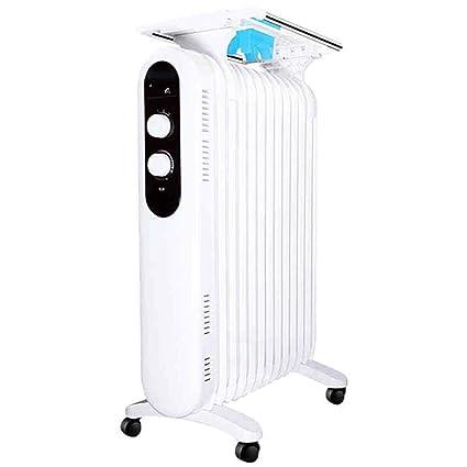 Calentadores JXQ radiador Lleno de Aceite para el hogar y la Cocina y la Oficina eléctrico