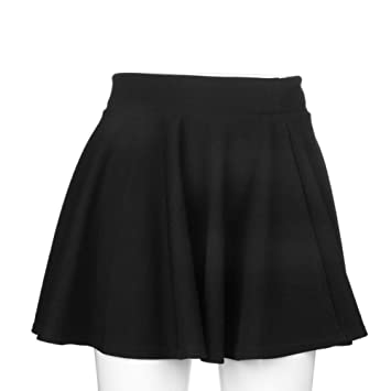 DAHDXD Moda de Verano Mujer Mini Falda Falda Sexy para Mujer Dama ...