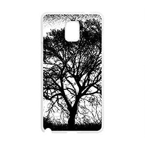 Black Tree Phone For SamSung Galaxy S4 Case Cover