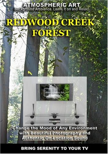 The Redwood Creek Forest (Redwoods Movie Dvds)