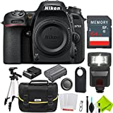 Nikon D7500 DSLR Camera (Body Only) Professional Combo