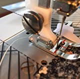 Pack of Adjustable Guide Sewing Machine Presser