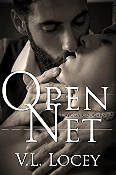 Open Net (Cayuga Cougars Book 2) by [Locey, V. L.]