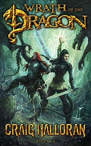 Wrath of the Dragon: Book 8 of 10 (The Chronicles of Dragon Series 2) (Tail of the ()