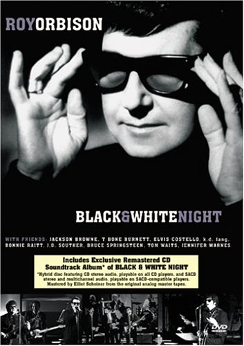 Roy Orbison - Black & White Night (DVD & SACD) by ORBISON,ROY