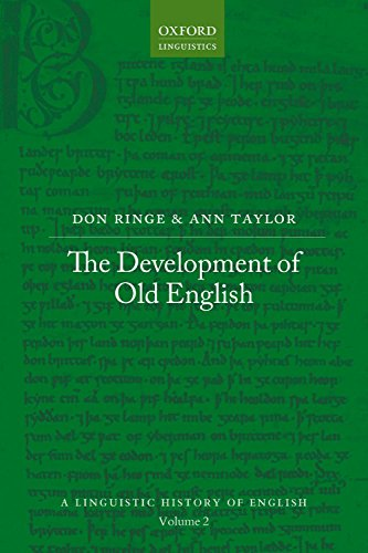 The Development of Old English (A Linguistic History of English) Pdf