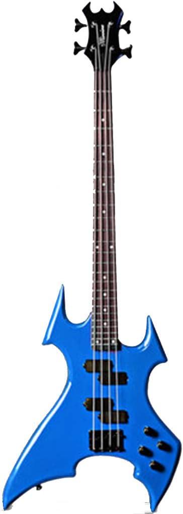 ZJJXD Bajo De Guitarra Eléctrica, Cuatro Cuerdas, Entrada para ...