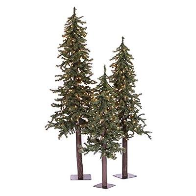 Vickerman Natural Alpine Tree with 105T