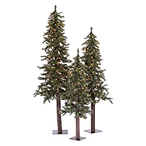 Vickerman Natural Alpine Tree with 105T 29