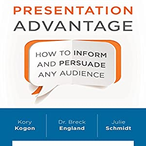 Presentation Advantage Audiobook