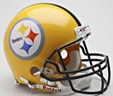 Pittsburgh Steelers 2007 Riddell VSR4 Authentic Full Size Football Helmet