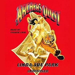 Archer's Quest Audiobook