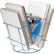 Really Good Stuff Revolving Dry Erase Board Rack