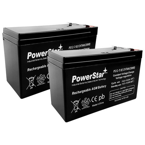 SU2200XLTX153-2 Pack Brand Product Mighty Max Battery 12V 22AH Gel Compatible for APC SU2200XLTNET