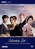 Sense & Sensibility / Persuasion Collector's Set (Includes Miss Austen Regrets)