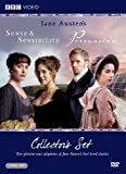 Sense & Sensibility / Persuasion Collector's Set (Includes Miss Austen Regrets)
