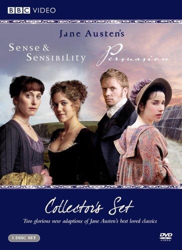 Sense & Sensibility / Persuasion Collector's Set (Includes Miss Austen Regrets) by BBC Warner