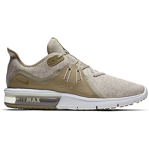 014 Max Sequent da Scarpe Air Multicolore Nike Uomo 3 Fitness Lichen Desert Sand White Brown Khaki U4Zwqq