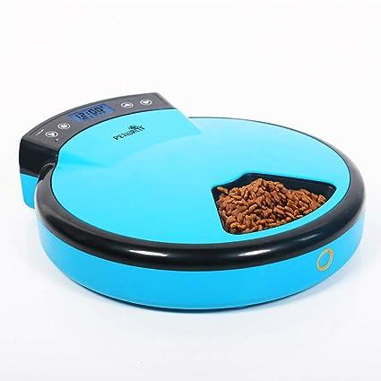 LAYBAY-PetBottles Comedero Automático Alimentador de Mascotas para ...