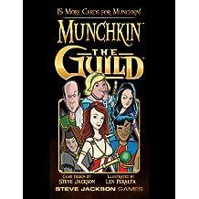 Steve Jackson Games Munchkin the Guild Card Game