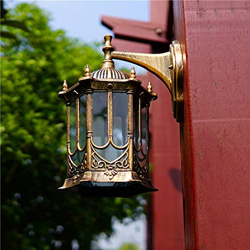 Mediterranean Outdoor Wall Lights