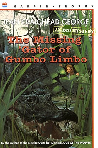 The Missing 'Gator of Gumbo Limbo (Eco Mystery)]()