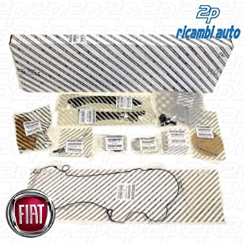 Kit de cadena distribución - 15 unidadesFiat 1.3 MultiJet Original Fiat 71776647.: Amazon.es: Coche y moto