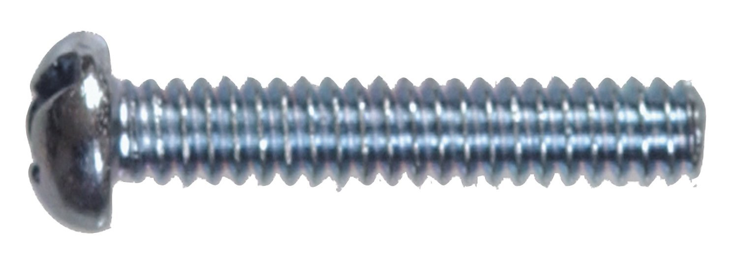 The Hillman Group 90057 4-40-Inch x 1//2-Inch Round Head Combo Machine Screw 100-Pack