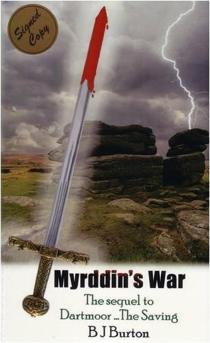book cover of Myrddin\'s War