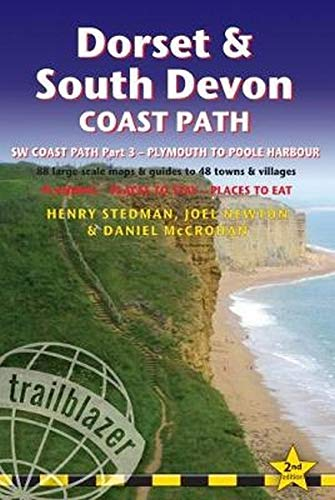 - Dorset & South Devon Coast Path: (SW Coast Path Part 3) - includes 97 Large-Scale Walking Maps & Guides to 48 Towns and Villages - Planning, Places to ... to Poole Harbour (British Walking Guides)